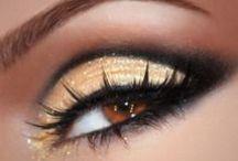 make up brouwn eyes