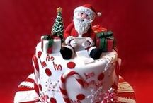 Christmas Cakes & Biscuits