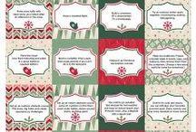 Active Holiday Season / Activities and recipes for the Christmas and Hanukkah season.