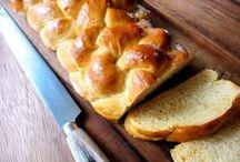 Sweet bread & rolls
