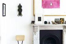 Fireplace/ Mantles
