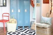 Cool Teen Bedrooms / a cool, non-girly room for a modern teen girl