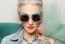 Advanced Style / Mature women with amazing style
