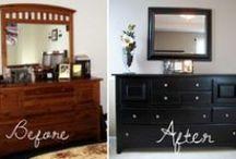 Befor & After DIY Home