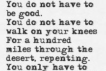 Words / by Marilyn Wedberg