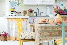 Kitchen Ideas / by Sarah James