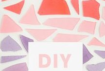 CREATE + DIY / Because sometimes doing-it-yourself (with your kiddos!) is waaaaaaay more fun than standing in a checkout line!