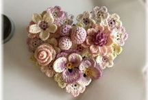 Have a Ball of Yarn / busy knitting crochet  / by Lynn tp
