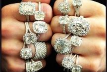 Diamonds...and sparkly things!!! / by Jesika Anglin Neace Aardema