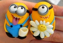 Cake toppers & decor ~ / by Dorothy
