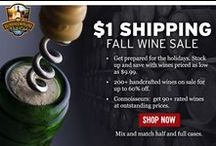 Seasonal Wine Sales / by The California Wine Club