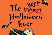 All Hallows Read / Be a part of the All Hallows Read tradition and give someone a scary book for Halloween! Here are some of our favorite scary (and not so scary) titles for readers of all ages. / by HarperCollins Children's