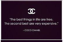 Chanel  / by Shnella Burke