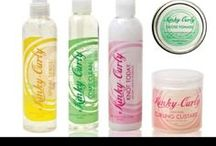 Hair product junkie heaven!  / by Shnella Burke