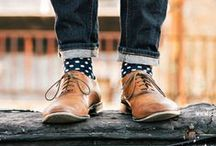 The way he dresses / by Marisa Ortega