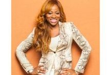 Bershan's Fashion / The very fashionable Bershan Shaw from #OWNTV's Love in the City