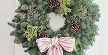 { Hello Holidays } / Decorations, Crafts