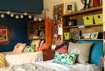 Dorm Sweet Dorm / by Meredith Mrok