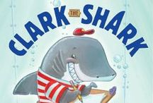 Sharks! / In honor of #SharkWeek2015, and shark lovers everywhere, here's a roundup of some books perfect for the little marine biologist in your life! / by HarperCollins Children's