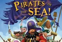 Pirates! / Arr matey! Here's a roundup of all our books about pirates! / by HarperCollins Children's