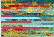 Quilting - jelly roll quilts / Jelly roll quilts / by Becky McBride