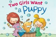 All About Pets! / Here's a roundup of our books about furry (or not so furry) friends! / by HarperCollins Children's