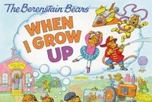 When I Grow Up / Books about careers & dreams for your little ones! / by HarperCollins Children's