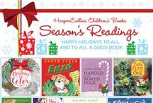 Countdown to Christmas 2015! / We're counting down the days to Christmas by talking about one holiday book a day! / by HarperCollins Children's