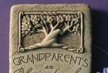 For Grandparents Day! / Celebrate National Grandparents Day on September 11th with a unique gift of Carruth design!   Select designs on sale until Monday, September 12th at 9am EST.