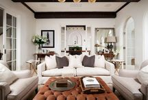 interiors. / I really loved layered looks...