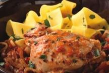 Dinner- Crockpot / Lunch & Dinner recipes for the crockpot. / by JenJen Chen