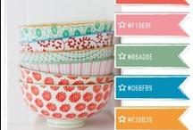 Blogging: Color Inspiration