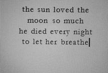 Words. / by Kassandra Neuendorff