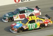 NASCAR / by Stephanie