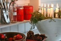 Christmas / by Stef* Shabby & Country Life