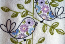 embroidery / by Gabi Hecker de Geus