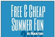 Texas: Attractions and Family Fun