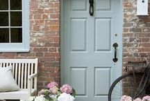 Doors  / by Stef* Shabby & Country Life