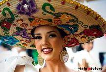 Amor a Mexico / Mexico / by CobraLady Dragon