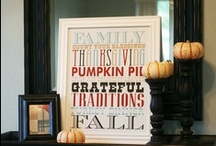 For the Home: Free Printables