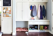 Mudroom/Laundry/Entry