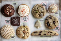Cookies / Cookie Recipes GALORE / by Rachel Lacy (Following In My Shoes)
