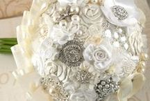 Brooches & Bouquets  / Brooches and flower bouquets  / by CobraLady Dragon