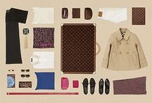 Travel Wardrobe / by Kimberly Genschmer Vital Brasil