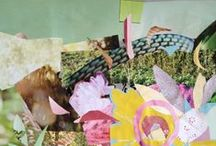 shauna lee lange collage / http://www.shaunaleelange.com / by shauna lee lange