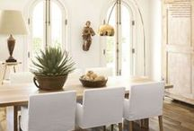 Dining Room. / Inspiration