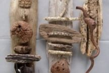 Drift Away / Beach drift wood & items made from such treasures  / by I am Amazing!
