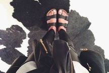 Birkenstocks are back  / That's right!!!! / by Heather McLintock
