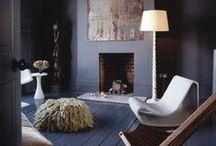 Dark Design Cosy interiors