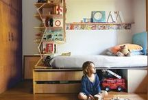 Mini spaces inspiration... / Inspiration for creating beautiful spaces for littlies that foster imagination, relaxation and calm...